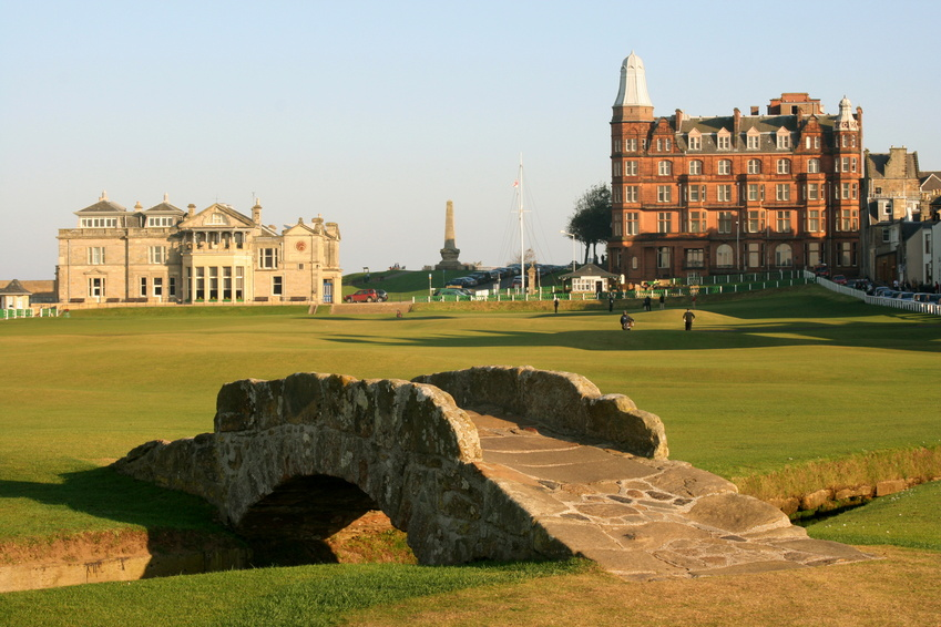 StAndrews Clubhouse